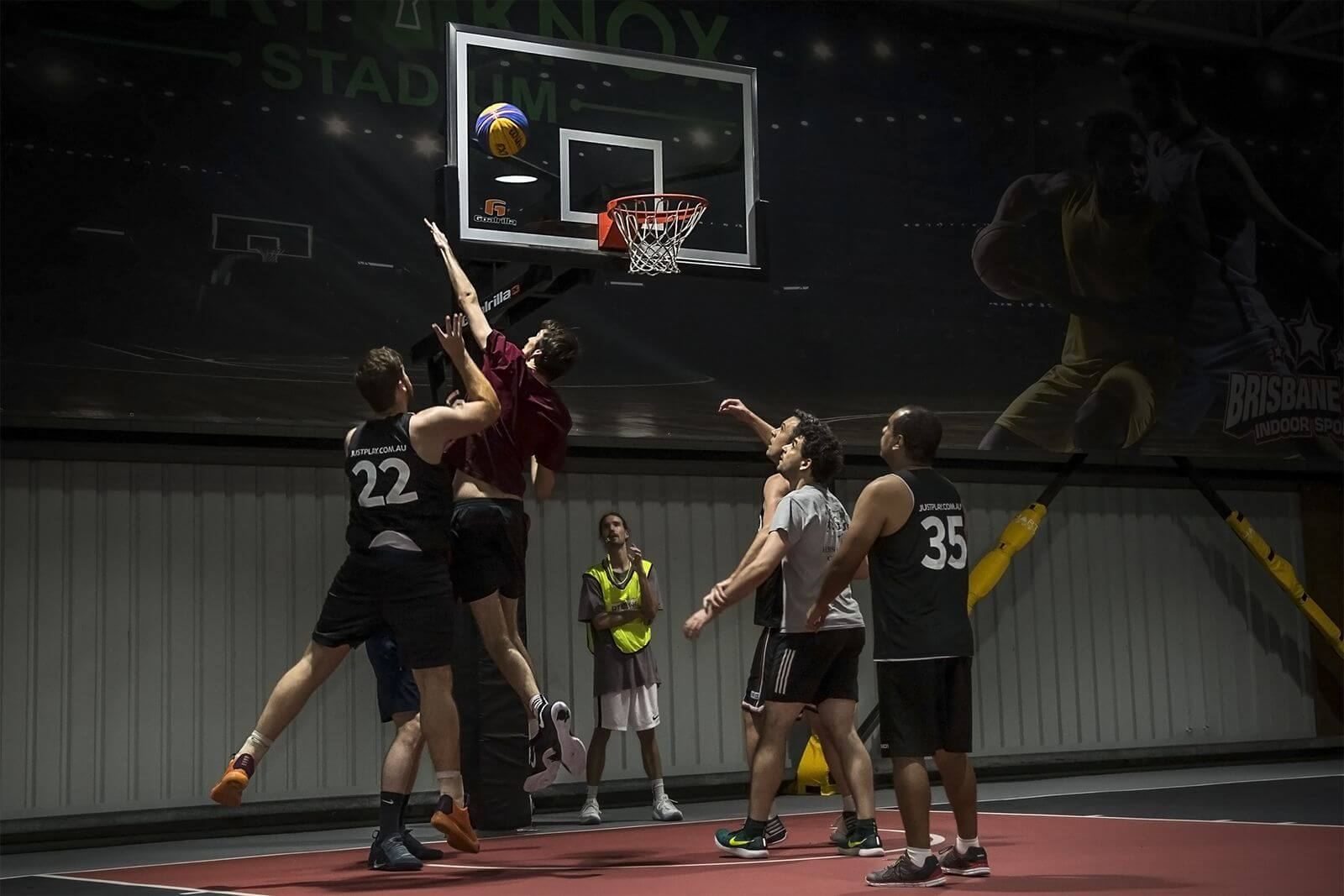 Basketball Newmarket Action Indoor Sports